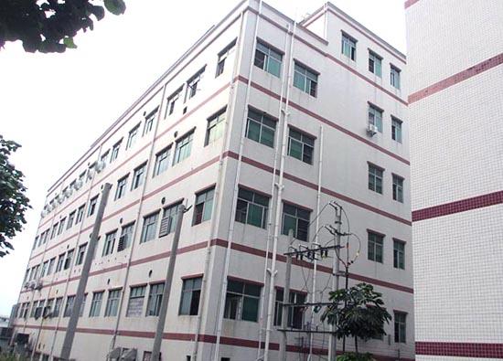 工厂大楼外景