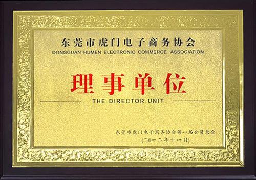 东莞电子商务协会理事单位