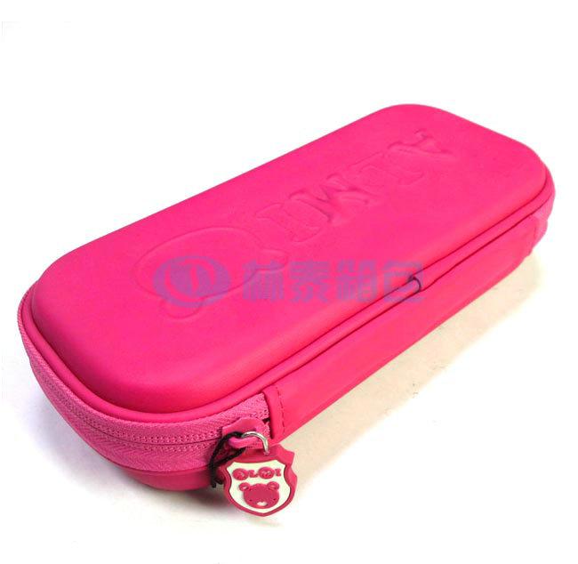 (玫红)LTK-0112EVA笔盒笔袋