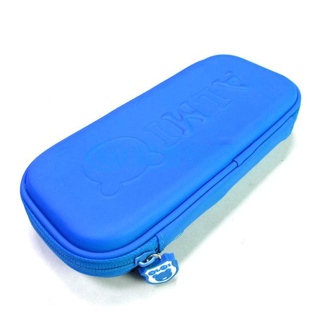 (蓝色)LTK-0112EVA笔盒笔袋