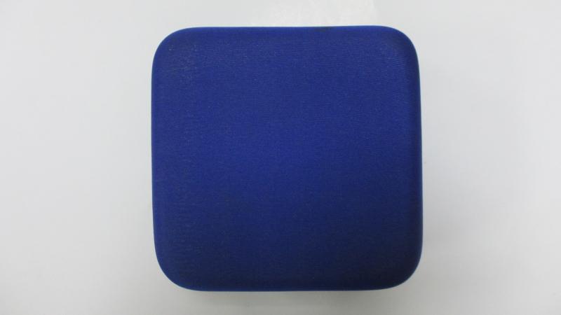 手表盒蓝色