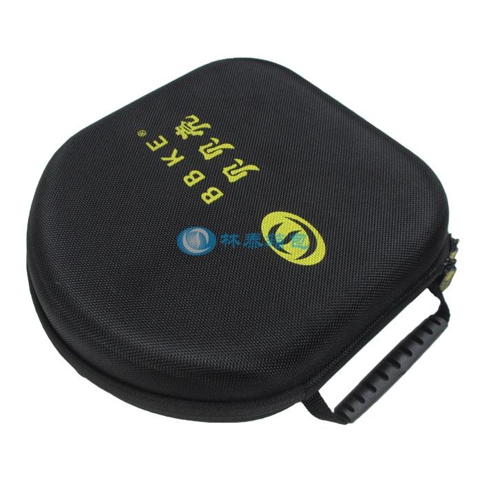 lt-138 黑色 EVA耳机包面料细节图