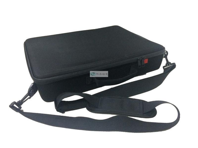 eva黑色电子配件包