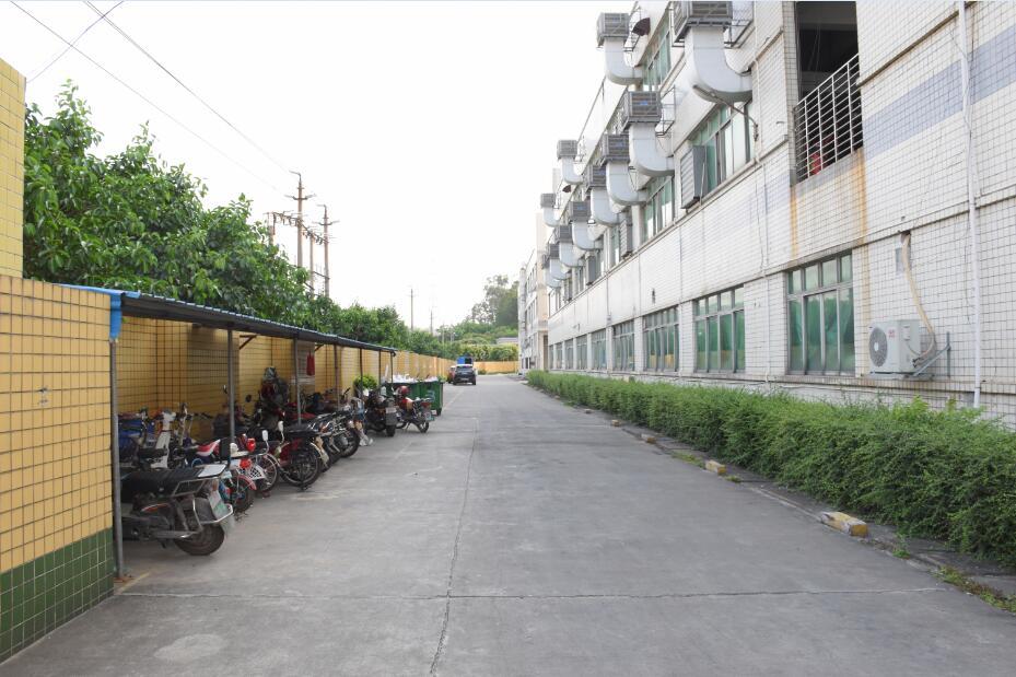 林泰箱包工厂外景