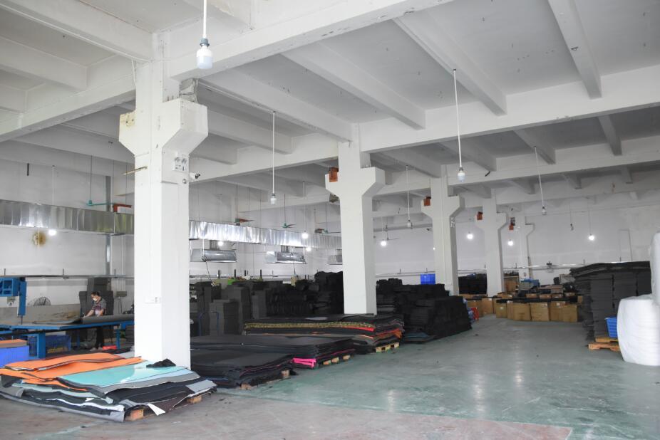 工厂车间环境